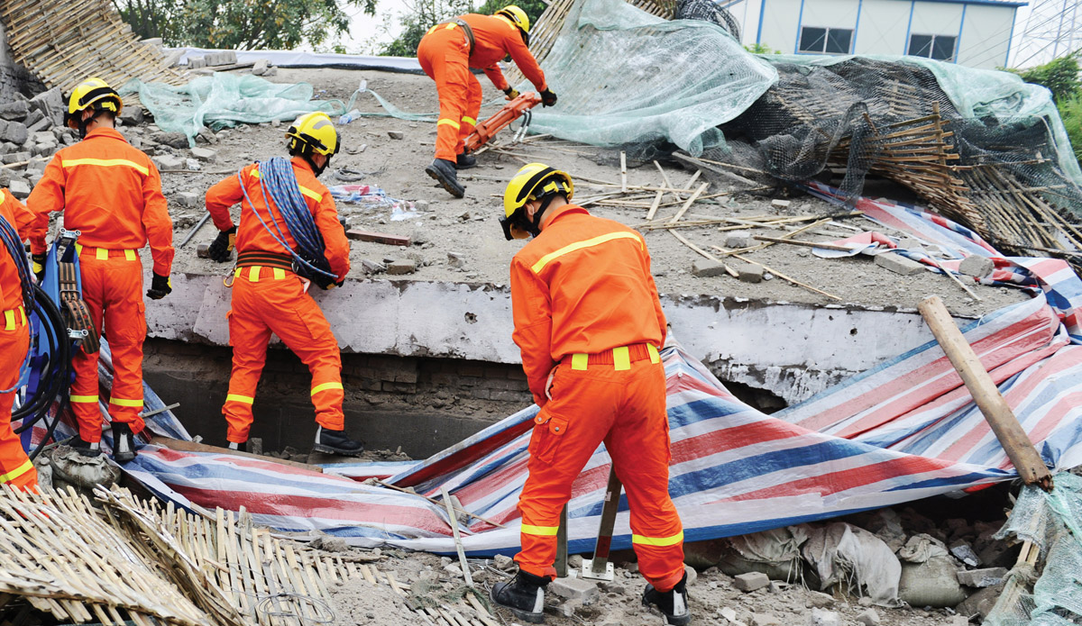 Safety Risk Management In Recovery After Disaster